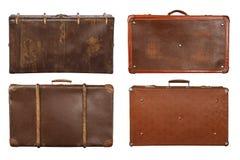 Винтажные чемоданы Стоковое Фото