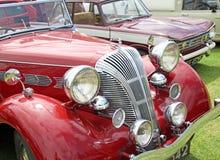 Винтажный автомобиль доломита триумфа Стоковые Фотографии RF