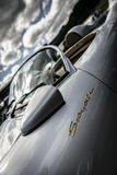 Винтажный автомобиль Стоковые Фото
