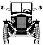 Винтажный автомобиль Стоковые Изображения