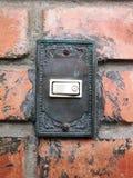 Винтажный дверной звонок Стоковое фото RF