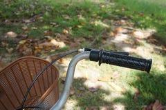 Винтажный велосипед Стоковое Изображение