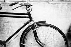 Винтажный велосипед Стоковое Фото