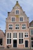 Винтажный голландский дом Стоковые Фото
