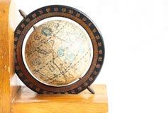Винтажный глобус Стоковое фото RF