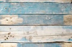 Винтажный деревянный стол Стоковое фото RF