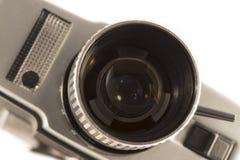 Винтажный киносъемочный аппарат стоковые изображения rf