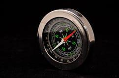 Винтажный компас Стоковая Фотография