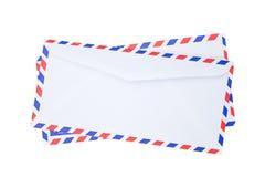 Винтажный конверт. Стоковое Фото