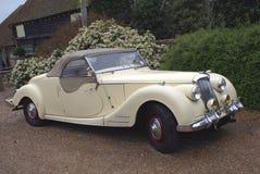 Винтажный классический автомобиль Стоковое Изображение