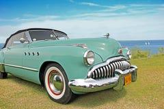 Винтажный классический автомобиль buick Стоковая Фотография
