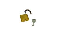 Винтажный ключ Стоковое Фото