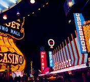 Винтажный Лас-Вегас Стоковая Фотография RF