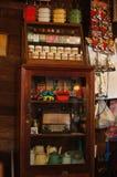 Винтажный магазин Стоковое фото RF