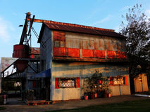 Винтажный магазин Стоковые Фото