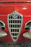 Винтажный логотип автомобиля Стоковые Изображения