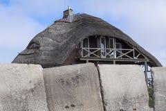 Винтажный дом Стоковая Фотография