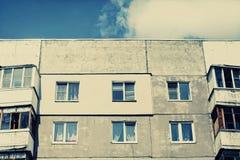 Винтажный дом Стоковое Изображение RF