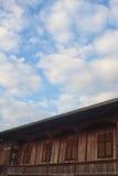 Винтажный дом Стоковая Фотография RF