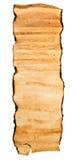 Винтажный пергамент Стоковое Изображение RF