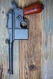 Винтажный пистолет-пулемет Mauser Стоковые Изображения RF