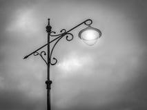 Винтажный поляк освещения Стоковые Фото
