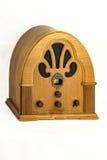 Винтажный прибор радио Стоковое фото RF