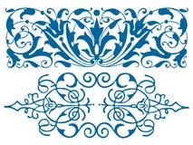 Винтажный ретро орнамент бесплатная иллюстрация
