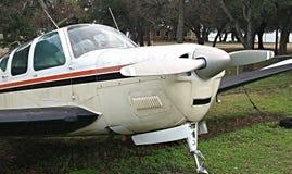 Винтажный самолет упорки Стоковые Изображения RF