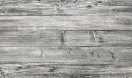 Винтажный свет стиля - серая деревянная предпосылка Деревянная текстура Стоковые Изображения RF
