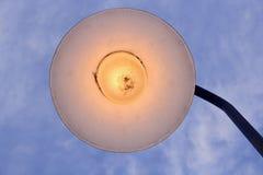 Винтажный свет стиля Стоковые Фото