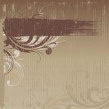 Винтажный серый цвет предпосылки Стоковое Изображение