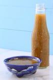 Винтажный соус tomatillo Стоковое Изображение