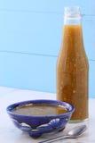 Винтажный соус tomatillo Стоковое фото RF