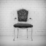 Винтажный стул Стоковые Изображения