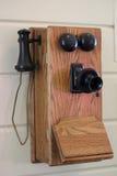 Винтажный телефон Стоковая Фотография RF