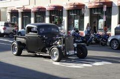 Винтажный уникально автомобиль спорт Стоковая Фотография