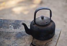 Винтажный чайник Стоковое фото RF