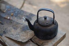 Винтажный чайник Стоковая Фотография