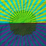 Винтажный шаблон дизайна абстрактный пробел Стоковые Изображения
