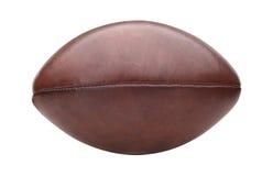 Винтажный шарик американского футбола Стоковые Изображения RF