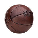 Винтажный шарик корзины Стоковая Фотография