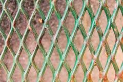 Винтажный шарнир в зеленом цвете Стоковые Изображения