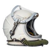 Винтажный шлем космоса Стоковые Изображения RF