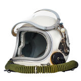 Винтажный шлем космоса Стоковая Фотография RF