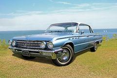Винтажный Buick Classic Стоковая Фотография