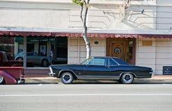 Винтажный Buick Riviera стоковые фото