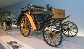 Винтажный Dos--Dos Benz автомобиля, 1899 Стоковые Изображения
