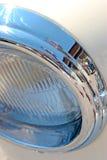 Винтажный headlamp автомобиля Стоковая Фотография RF
