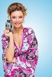 Винтажный homemaker Стоковое Изображение RF